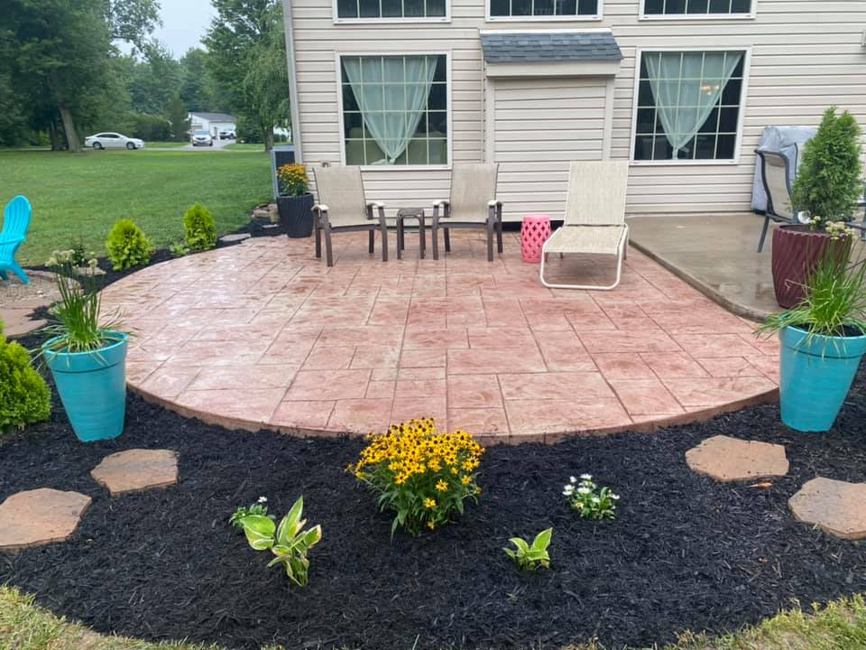 stamped concrete mid cities