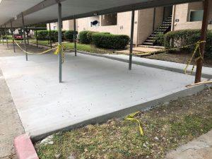 Concrete Slab for Apartment
